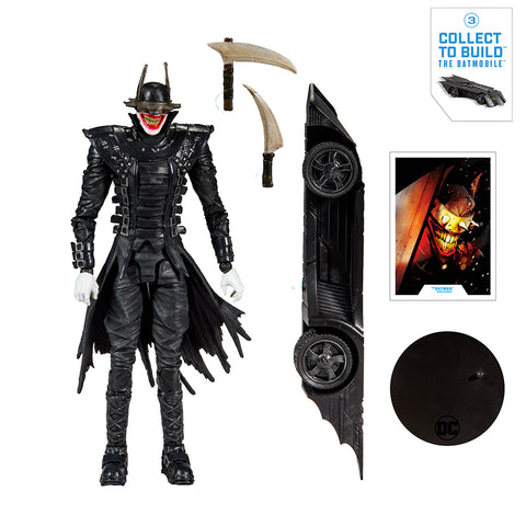 Figura de Acción McFarlane Toys DC Multiverse: Batman Who Laughs