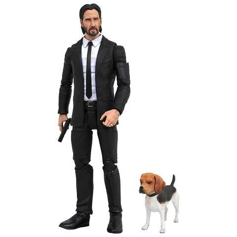 Figura de Acción Diamond Select John Wick