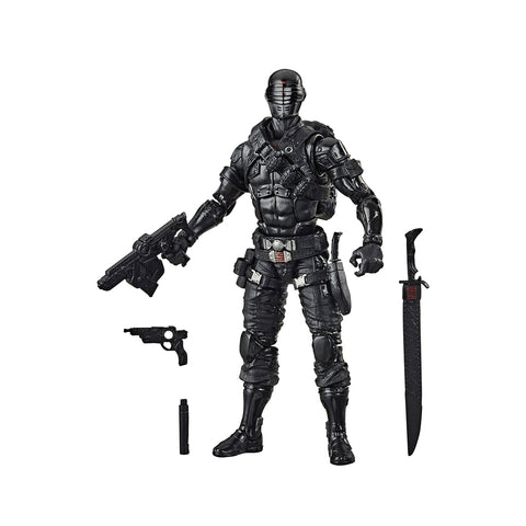 Figura de Acción G.I. JOE: Snake Eyes