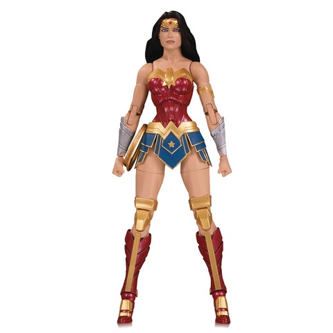 Figura de Acción DC Essentials: Wonder Woman