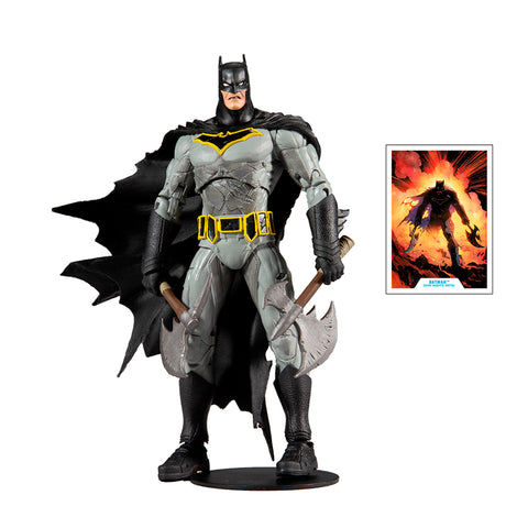 Figura de Acción McFarlane Toys DC Multiverse: Batman (Dark Nights: Metal)