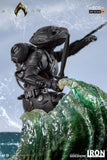 Estatua Iron Studios Aquaman: Black Manta