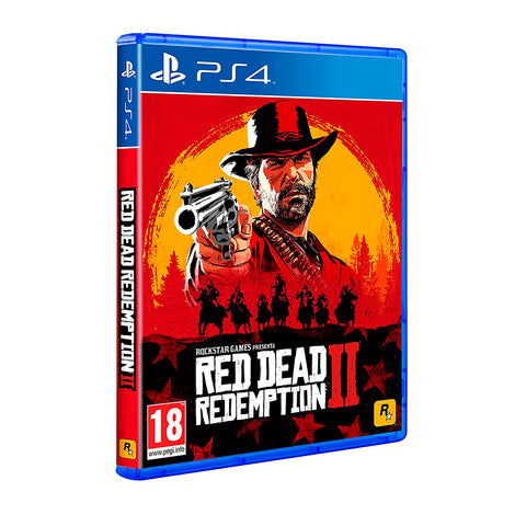 Juego Playstation 4 - Red Dead Redemption 2