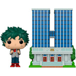 Funko POP! Town - My Hero Academia: Highschol with Deku #04