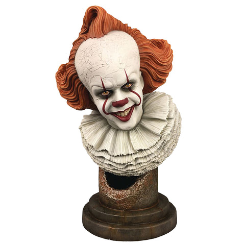 Busto Diamond Select Toys Legends Estatua IT Pennywise