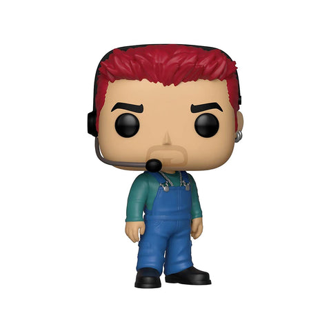 Funko POP! Rocks - NSYNC: Joey Fatone #114 (Caja defectuosa)