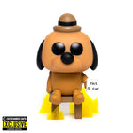 Funko POP! Entertainment Earth Exclusivo - This Is Fine Dog #56