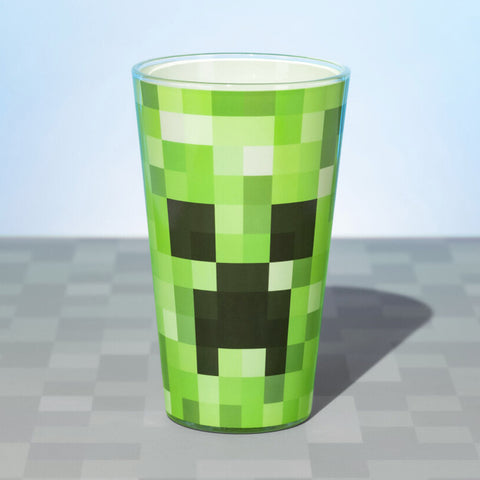 Vaso Minecraft Creeper 14oz