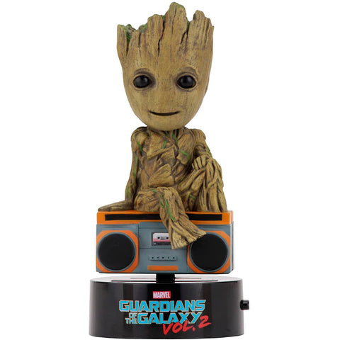 Neca Body Knocker con Energía Solar - Marvel - Guardianes de la Galaxis 2: Groot
