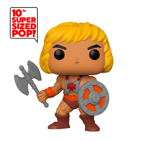 Funko POP! 10 Pulgadas - Masters of the Universe: He-Man #43
