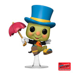 Funko POP! Exclusivo - Pinocchio: Jiminy Cricket #980
