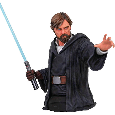 Busto Diamond Select Toys Star Wars The Last Jedi: Luke Skywalker