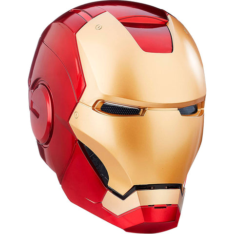 Casco Electrónico Marvel Legends: Iron Man