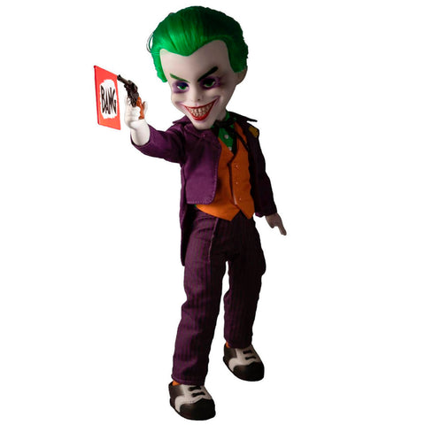 Figura 10 Pulgadas Mezco Toyz Living Dead Dolls DC: The Joker