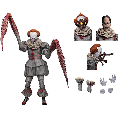 Figura de Acción 7 Pulgadas NECA It Pennywise The Dancing Clown