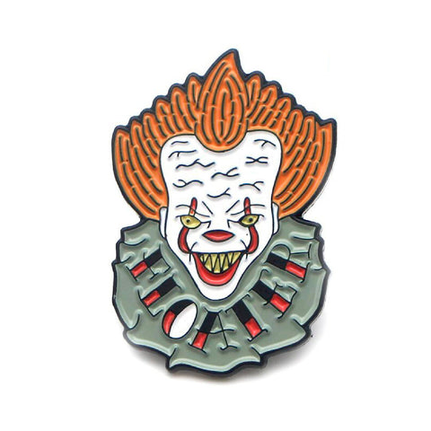 Pin Metálico It Pennywise El Payaso