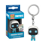 Llavero Funko POP! Fortnite: Frozen Raven