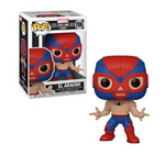 Funko POP! Marvel Lucha Libre Edition: El Aracno #706