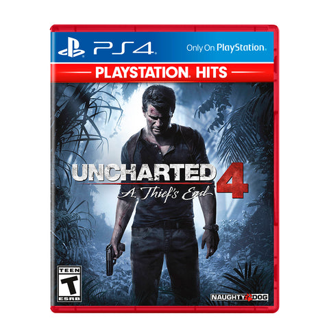 Juego PlayStation 4 - Uncharted 4: A Thief's End