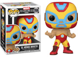 Funko POP! Marvel Lucha Libre Edition: El Héroe Invicto #709
