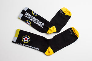 Underground Bike Works Socks