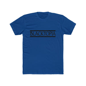 BLACKTOPIA Cotton Crew Tee