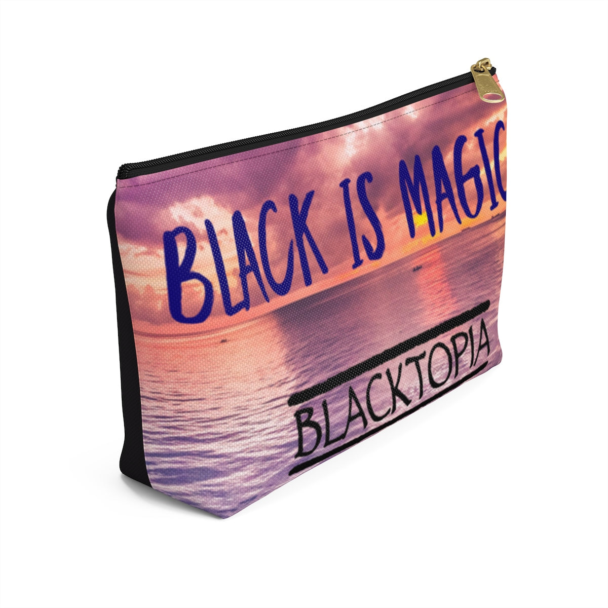BLACK is MAGIC Pouch