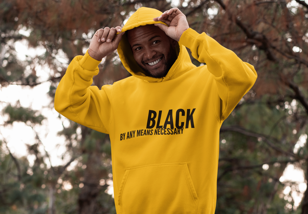 Black By Any Means- Hoodie