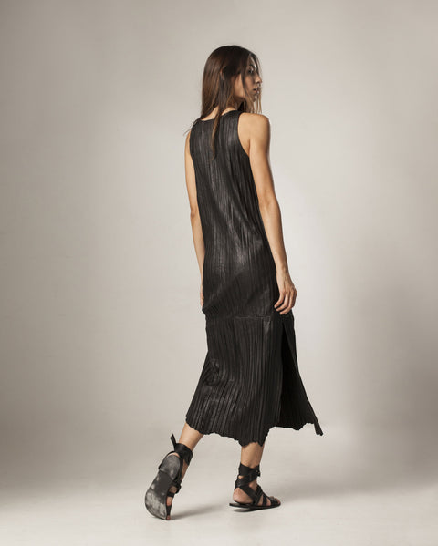 Talego Leather Dress