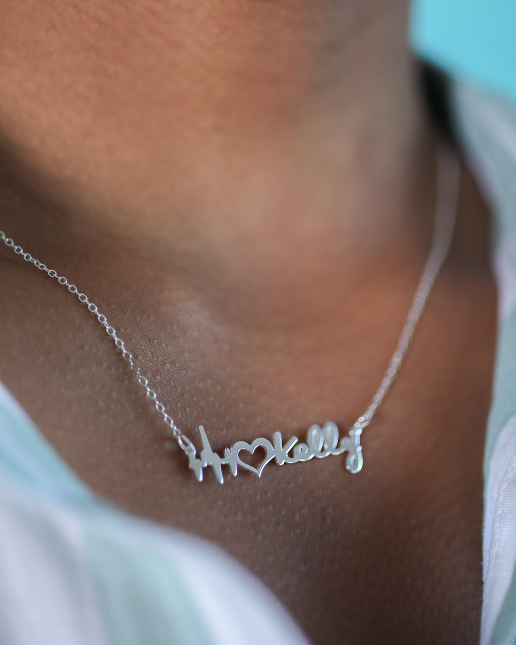 The Emma Love Name Necklace