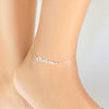 Mini Name Ankle Bracelet