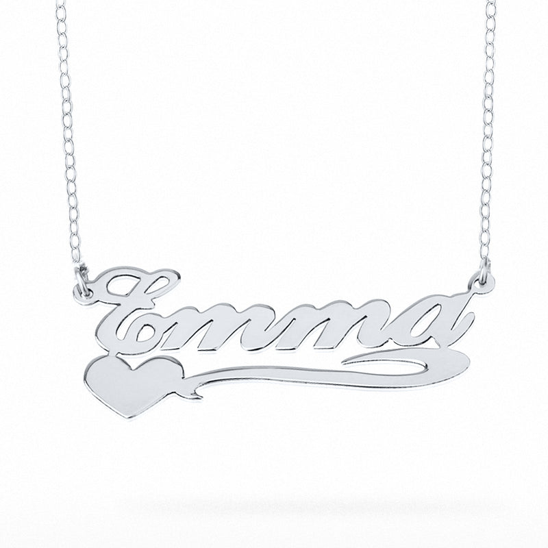 The Emma Name Necklace