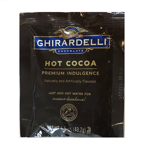 Ghirardelli hot chocolate mix cocoa mix