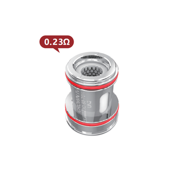 Uwell Crown IV UN Mesh Coils - cloud chaserz inc