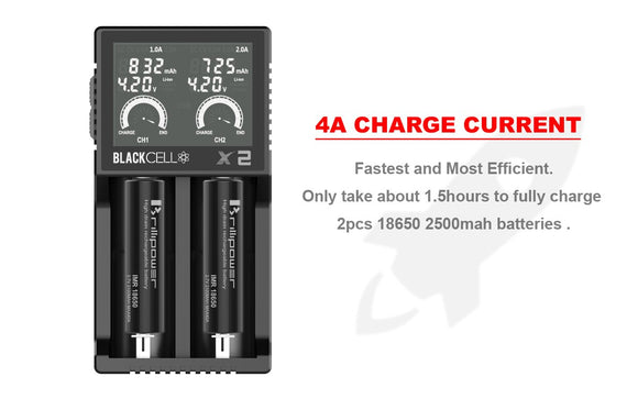 Blackcell x2 and x4 Chargers - cloud chaserz inc