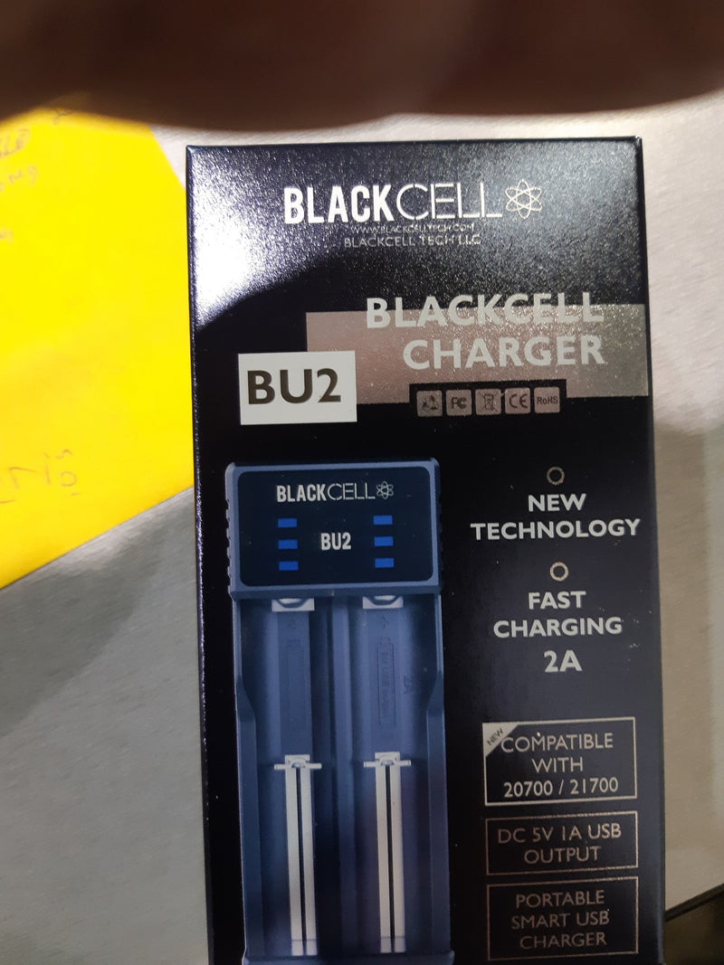 Blackcell x2 and x4 Chargers