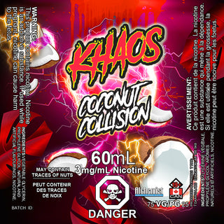Khaos-Coconut Collision - cloud chaserz inc