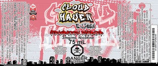 Cloud Haven-Strawberry Rhubarb - cloud chaserz inc