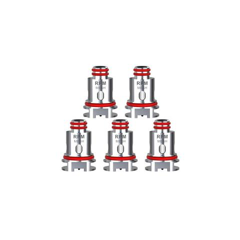 SMOK RPM40 REPLACEMENT COIL (5 PACK) - cloud chaserz inc