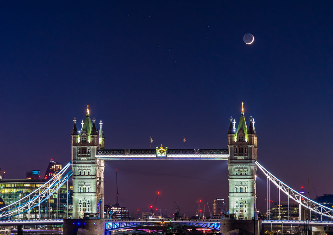 Crescent, Taurus and Tower Bridge
