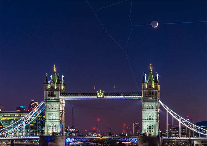 Crescent, Taurus and Tower Bridge - Special Edition