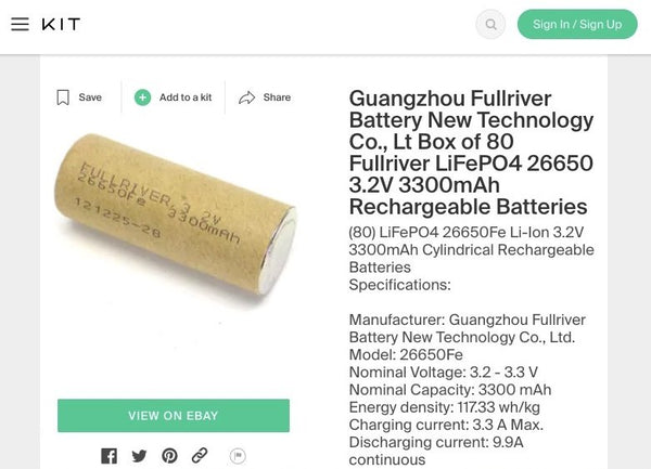 18650 Battery Safety Guide (42 tips and photos) - MYAH