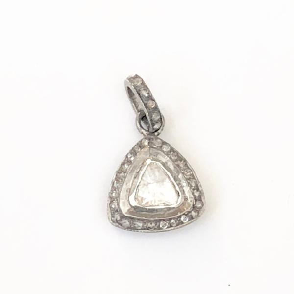 ROSE CUT PENDANT - TRIANGLE - A.FIER LIFESTYLE