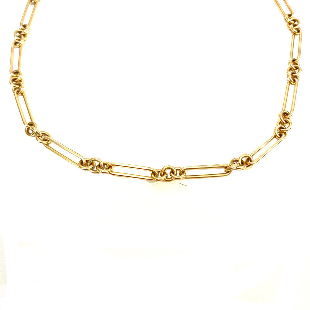 Large Albert Gold Chain