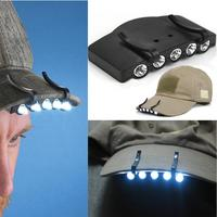 5 LED OTACT CAP LIGHT