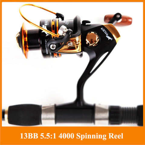 LIGHT WEIGHT FISHING REEL
