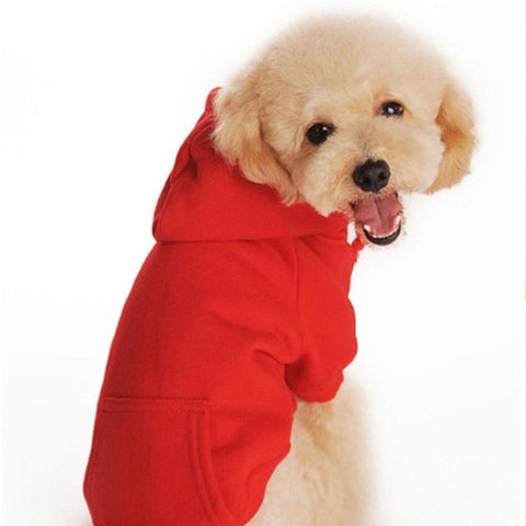 Wear Puppy Pet Dog Large Medium Pet Dog Winter Warm Clothes Sweatshirts Cat dog clothes Jacket pet shop dog roupas para cachorro