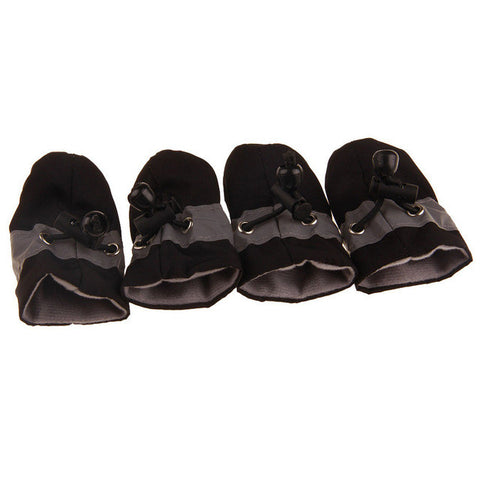 Comfortable Anti-Slip Shoes for Dogs (2.2 inches x 1.8 inches)