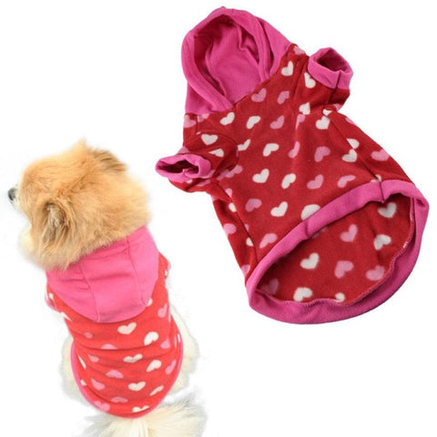 Hot Soft Winter Warm Pet Dog Clothes New Winter Warm Pet Dog Clothes Cheap Small Dog Coat  ropa para perros Dog Clothing