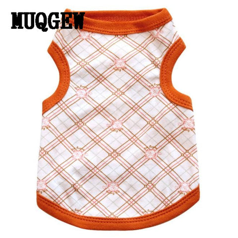 Classic Design Summer Vest for Dogs